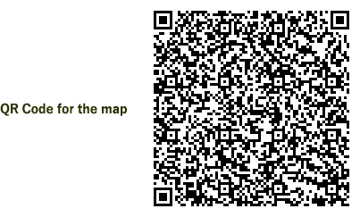 QR Code for the map